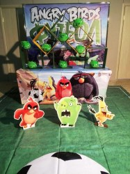 angry birds soccet111